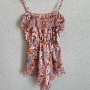 Victoria's Secret Intimates & Sleepwear - Victoria's Secret: satin sleep romper